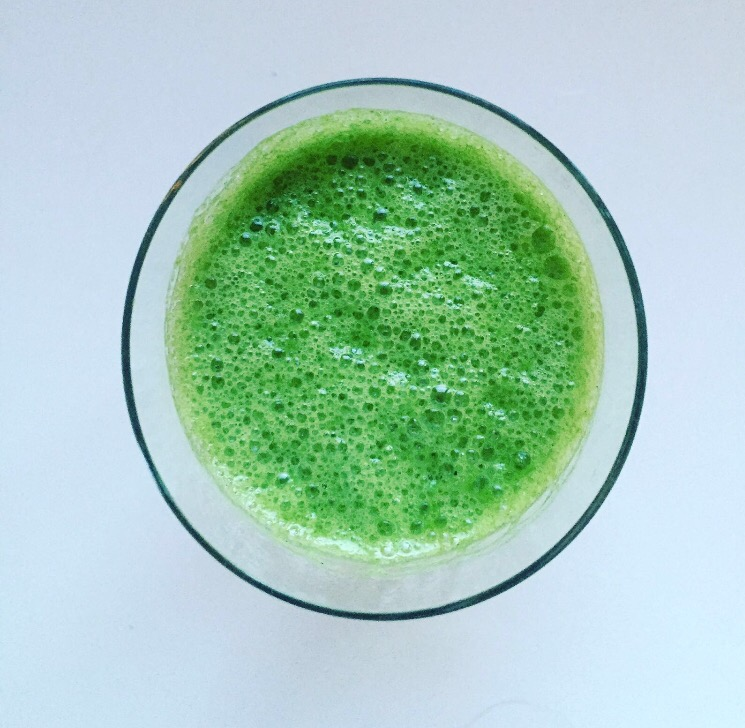 Green Smoothie für Anfänger, Evergreen – as simple as good