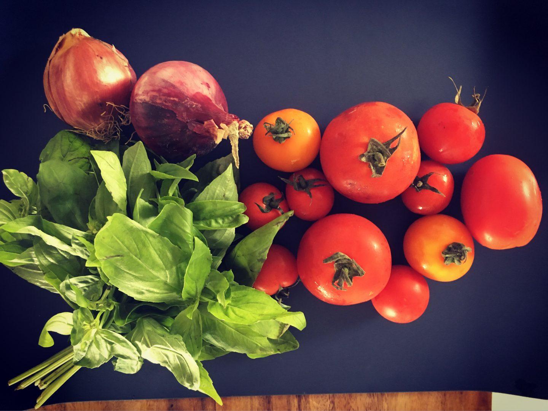 So schmeckt der Sommer – superleckere frische Tomatensoße