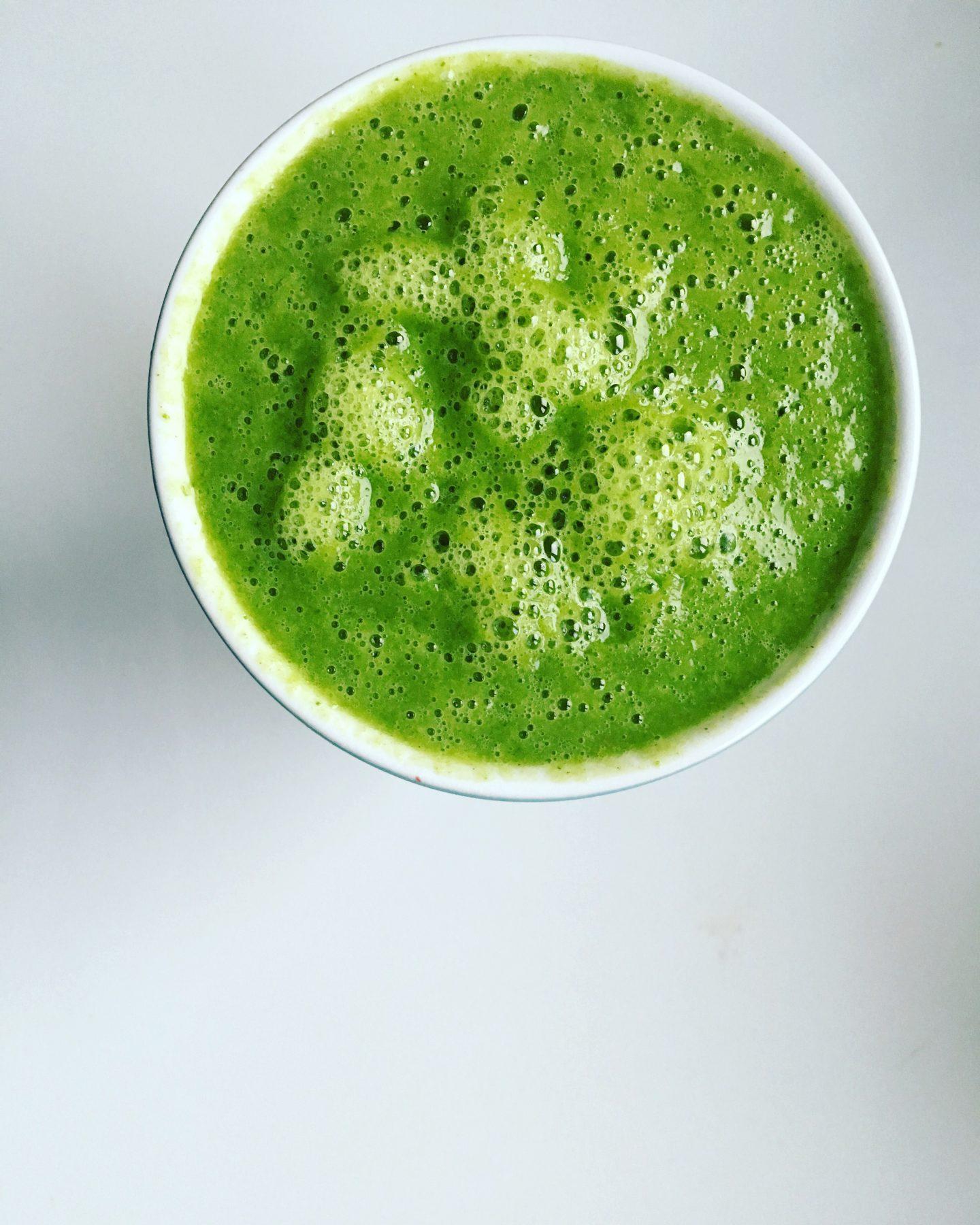 Der beste Zeitpunkt für Deinen Green Smoothie? Immer!
