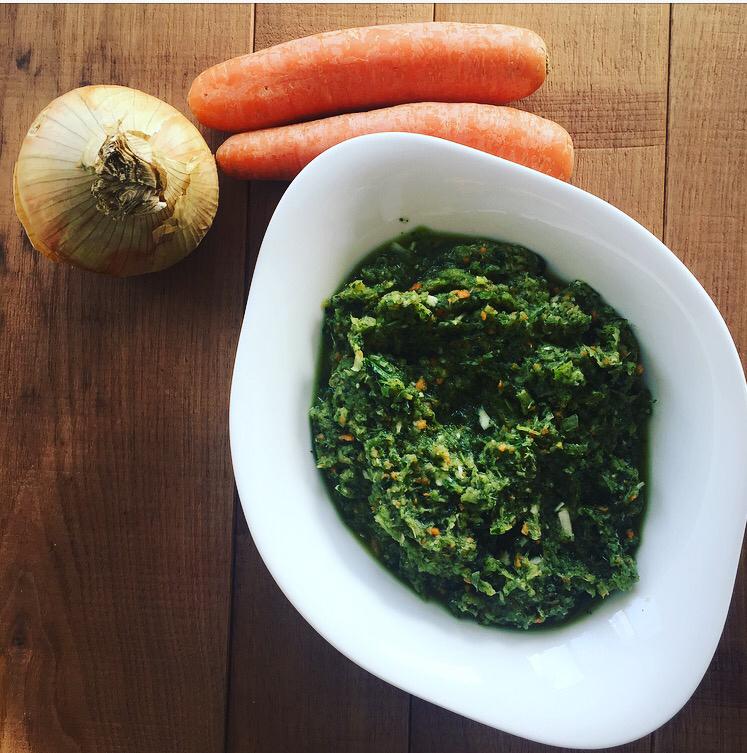 selbstgemachte Gemüsebrühe – schnell, einfach und extrem lecker