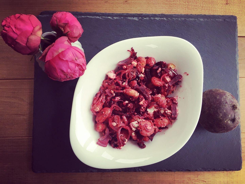 Rote Beete Gnocchi mit Schafskäse – schnell und einfach zuzubereiten