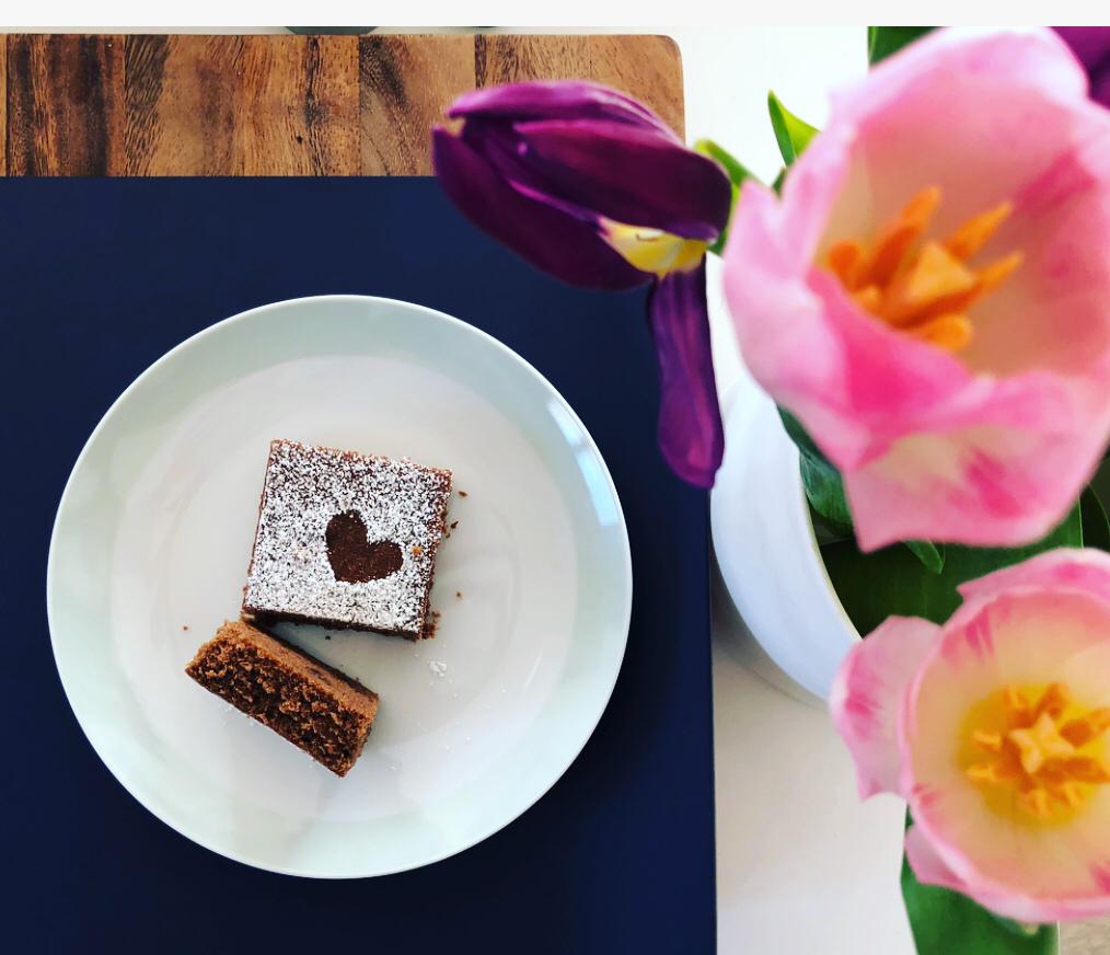 Schokotraum – Schokoladenkuchen ohne Zucker