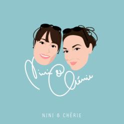 Nini und Chérie – zwei Mädels unterwegs als Ökohipster